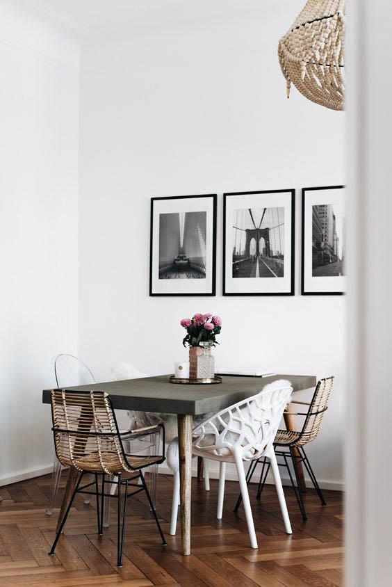 interior trends 2017 the meloncut. Black Bedroom Furniture Sets. Home Design Ideas